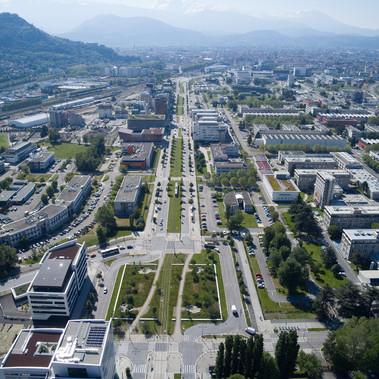 ZAC Presqu'Ile Grenoble