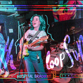People Going Through It: The Sound and Sincerity of Hospital Bracelet's debut, 'South Loop Summer.'