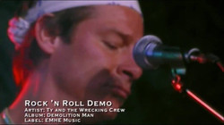 Rock and Roll Demo Music Video