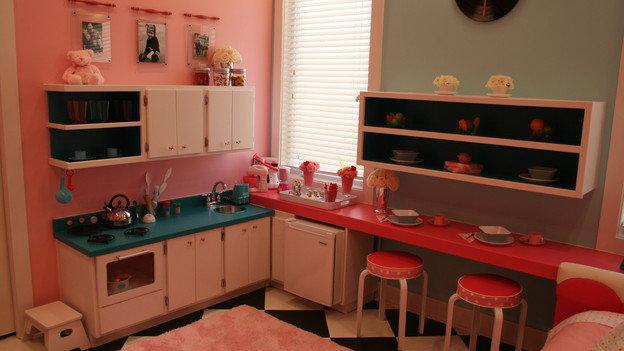 Jolene's diner bedroom!