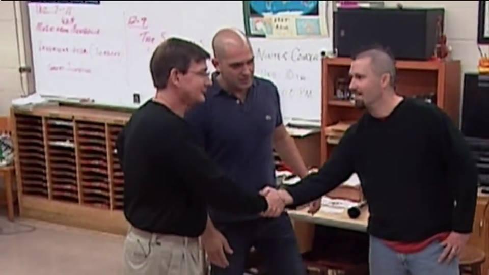 Tobin Meets Mr. Scott