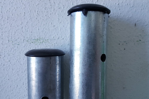 hot dip galvanized round pipe