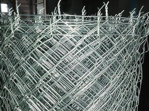 galvanized chain link mesh