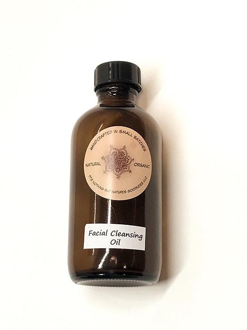 Facial Oil Cleansing Oil Blend
