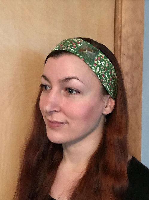 Hex Fly Headband green