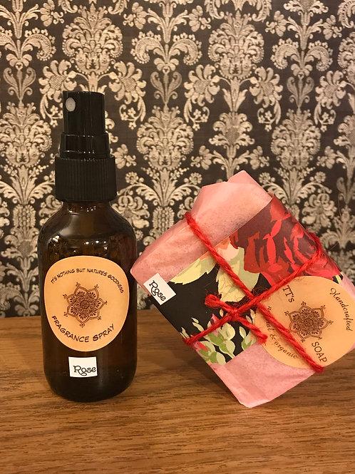 Rose Fragrance Spray