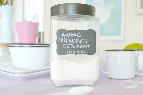 DIY Dishwasher Detergent Recipe
