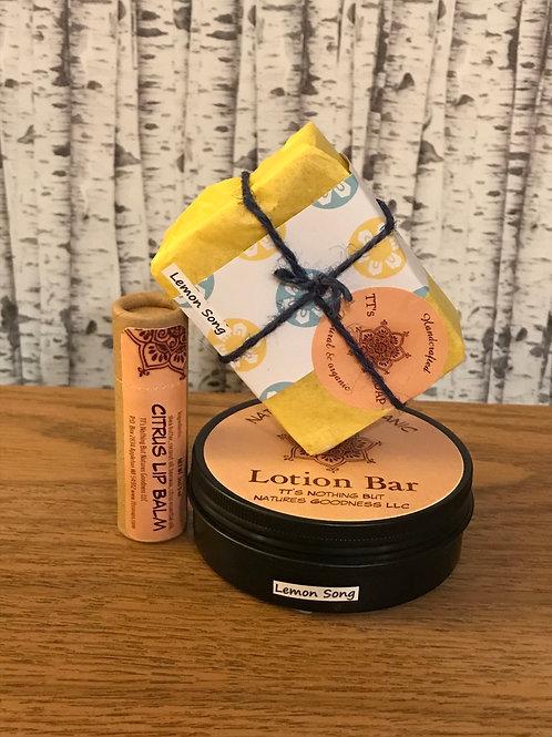 Lemon Song Gift Set