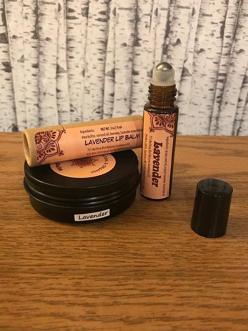 Lavender Gift Set (#1)