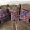 Thumbnail: Vintage Tapestry Couch Sofa Pillow Cases (set of 2)