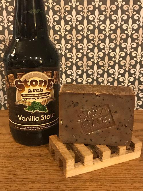 Vanilla Stout with Oats