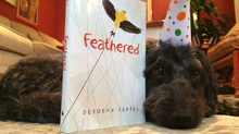 Happy Book Birthday, Feathered!