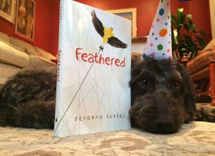 Happy Book Birthday, Feathered!
