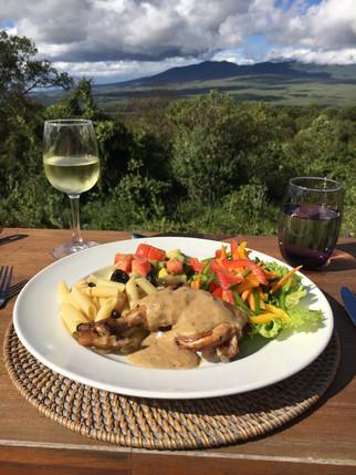 Deliciousness in the bush! - Ngorogoro H