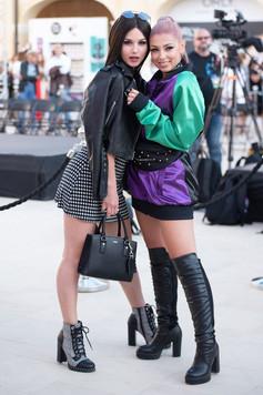 Stella Cini and Taryn Mamo Cefai