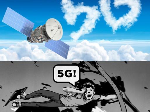 La tecnologia 5G interferisce sulle previsioni meteo. Davvero è questo l'unico problema del 5G?