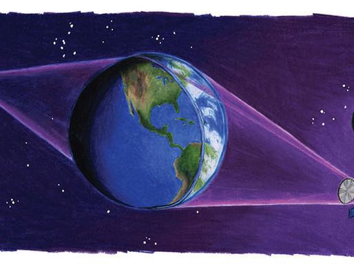 Un telescopio spaziale potrebbe trasformare la Terra in una lente d'ingrandimento gigante