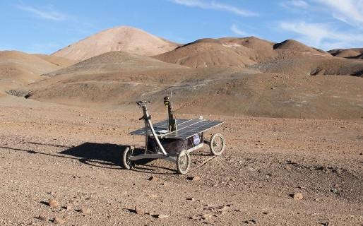 Forme di vita nel deserto più inospitale della Terra: su Marte come in Cile?