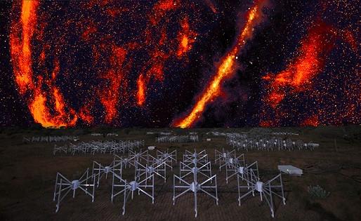 Osservate 10 milioni di stelle, ma nessuna traccia di tecnologie aliene