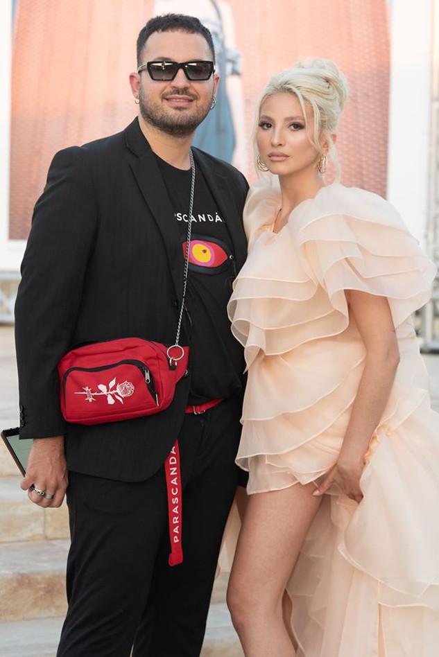 Marco Parascandalo and Sarah Zerafa