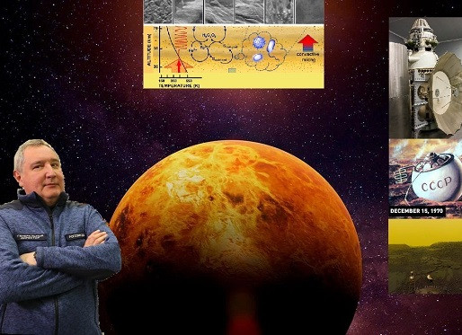 La Russia vuole tornare su Venere!