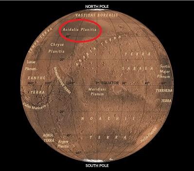 Marte, NUOVE RIVELAZIONI