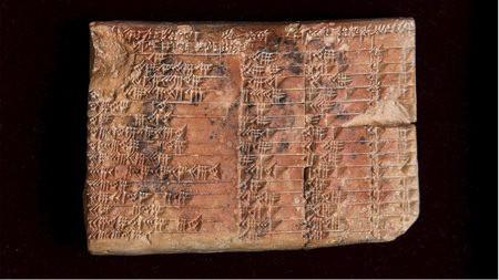 I Babilonesi conoscevano la trigonometria millenni prima deiGreci