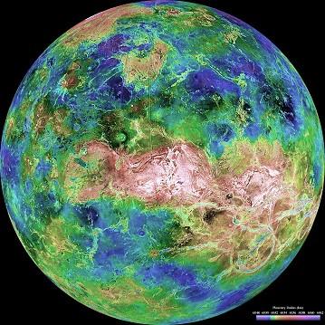 Nuovo studio: Venere abitabile per 3 miliardi di anni. Potrebbe aver ospitato la vita?