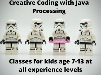 Creative Coding with Java Processing