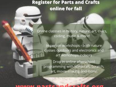 Register for Fall Online Classes
