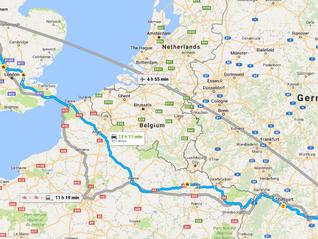 2016 Road Trip to Dachau