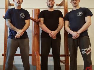 Georg 'the Sledge Hammer' Szabo travels 1,000 milesto learn