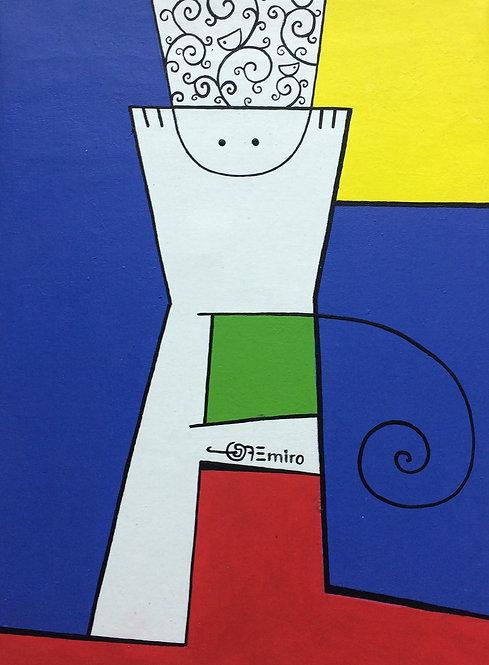 Pop Art - Emiro Ojeda - El