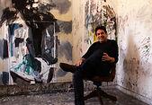 abstact expressionism artist ricardo reyes dgallerie art gallery st petersburg