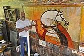 Contemporary Horse Artist Bernardo Nieves