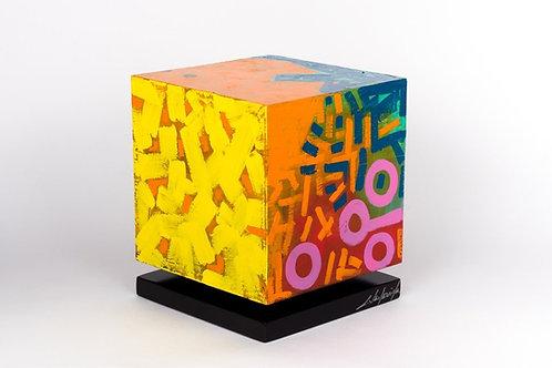 Cube IV by Carlos Vallenilla