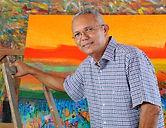 Contemporary Abstract Artist Justo Osuna
