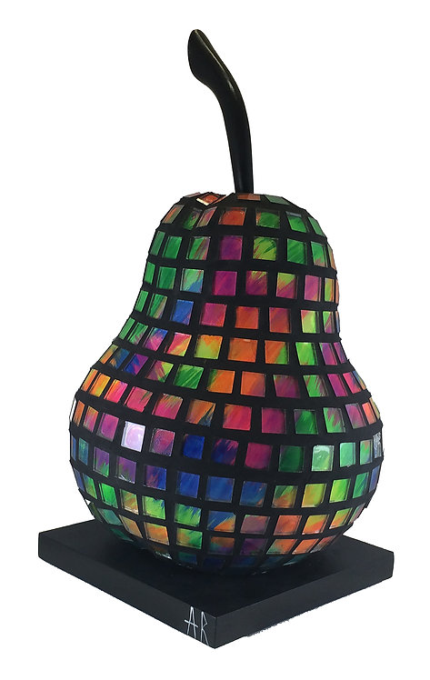 Contemporary Kitchen Decor - Anderson Rojas - Colorful Pear