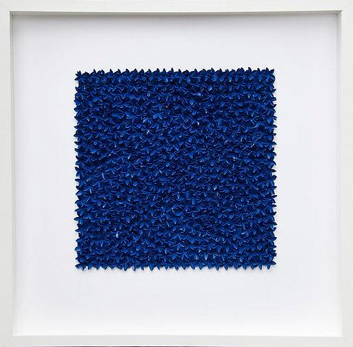 Monochrome Blue by Kelly Moeykens