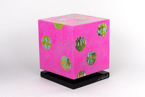 Cube II by Carlos Vallenilla