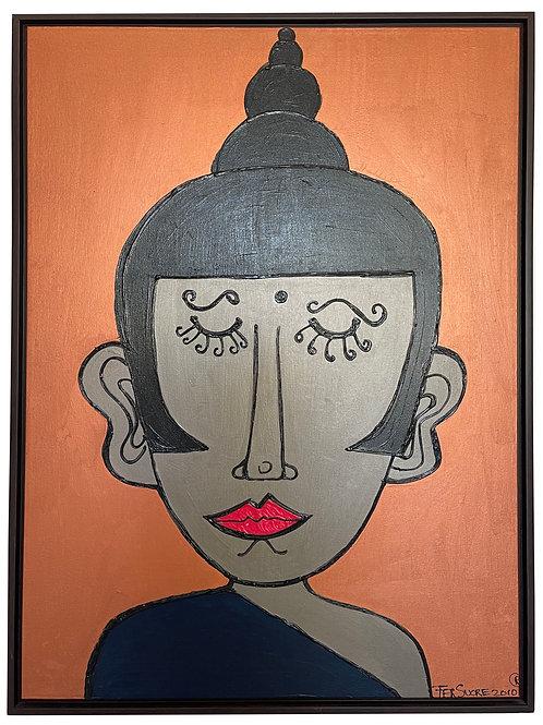 Buddha by Fer Sucre