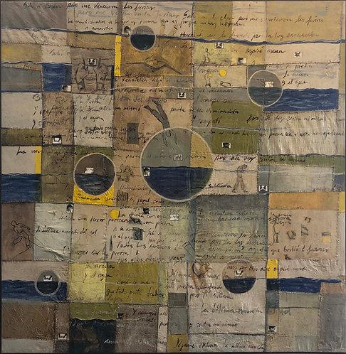 Mar de Letras by Maria Elena Alvarez