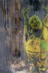 Buddha in Bamboo