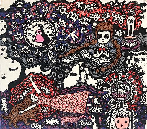 Vida y Sueno by Maria Reverol