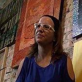 pointillism artist enriqueta ahrensbug dgallerie art gallery st petersbug
