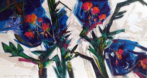 Flores by Ricardo Reyes