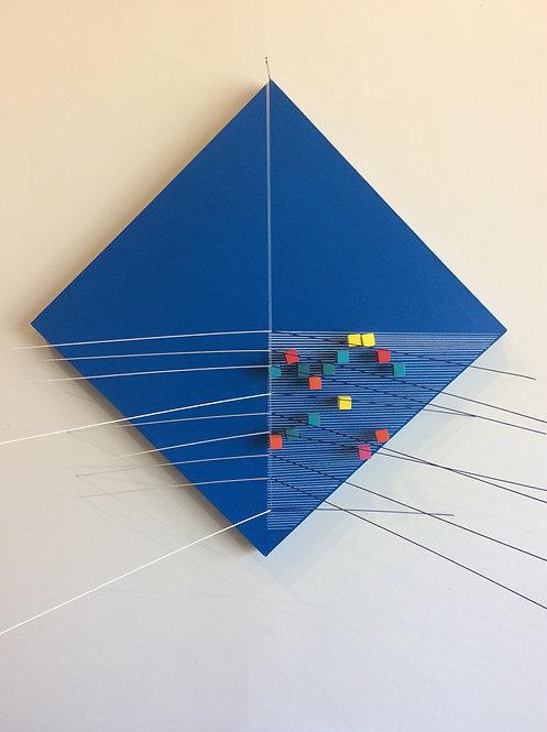 Kinetic Wall Art - Elvis Joan Suarez - Rombo Scriabin