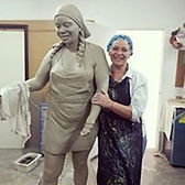 Contemporary Sculpture Artist Dora Gabay