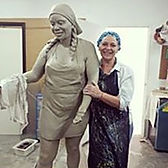 Contemporary Sculpture Artist Dora Gabay