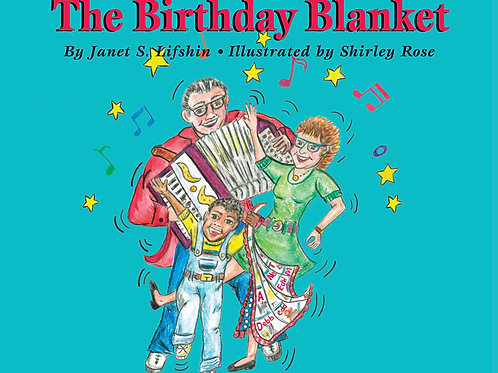 The Birthday Blanket Book